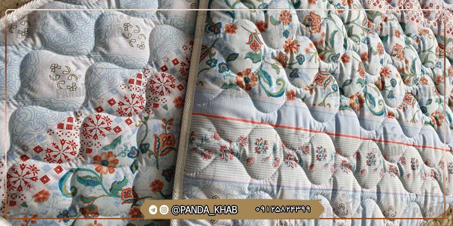 کارخانه تشک مسافرتی قیمت عمده اصفهان