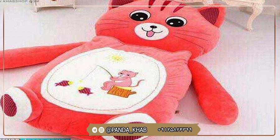 تولیدی و فروش تشک فانتزی با سر حیوانات